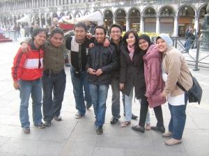 Piazza di San Marco, Venezia