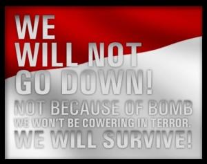 Another Indonesia Unite's Slogan